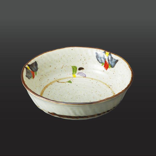 品 番:1011100006 商品名:小花びより 小鉢 サイズ:130×H45