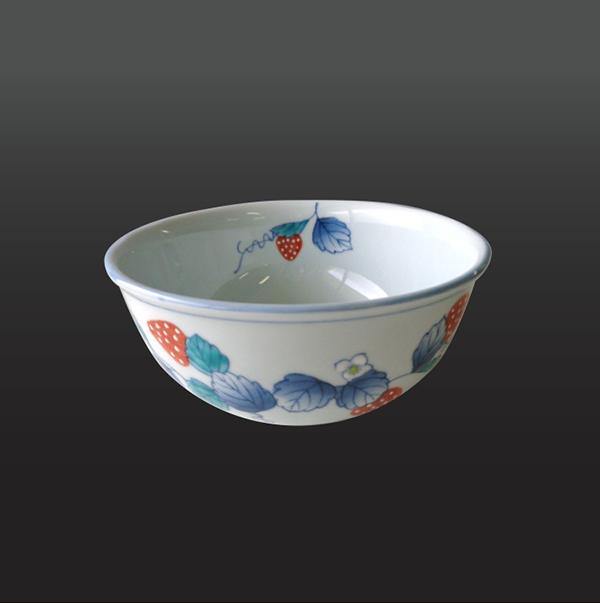品 番:1011120004 商品名:苺 多用丼(中) サイズ:144×H73
