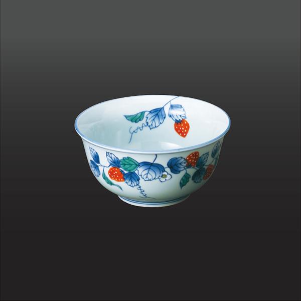 品 番:1011120005 商品名:苺 多用丼(小) サイズ:125×H65