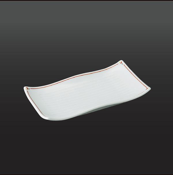 品 番:1011150001 商品名:白寿 焼皿 サイズ:259×136×H40