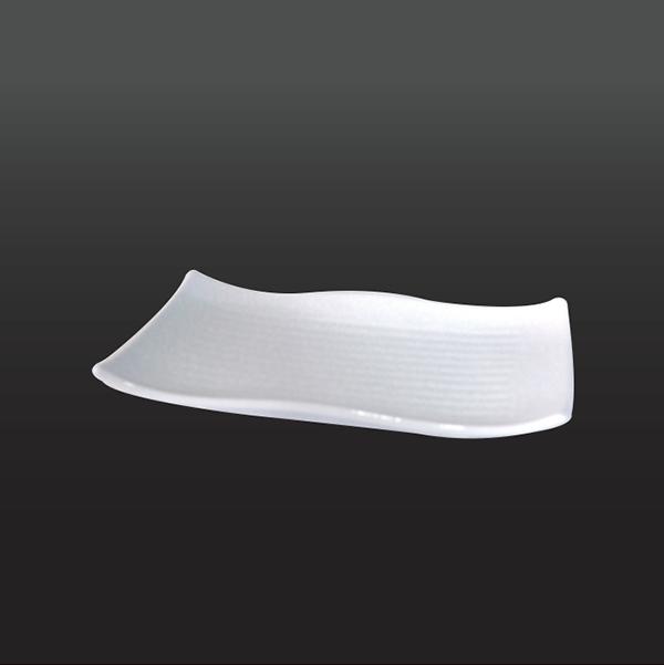 品 番:1011150006 商品名:ペリウィンクル(デュードロップホワイト) サイズ:259×136×H40