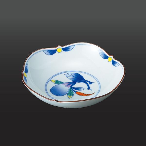 品 番:1011180005 商品名:根菜 五方鉢 サイズ:190×188×H55