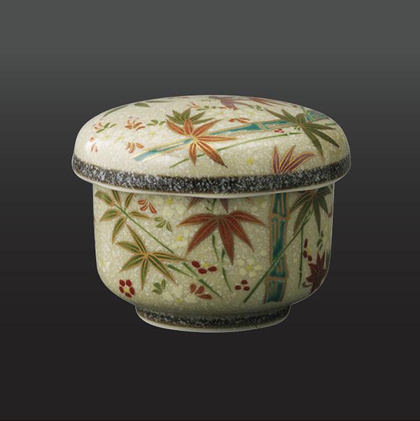 品 番:1011190006 商品名:竹笹 蒸し碗 サイズ:90×H70