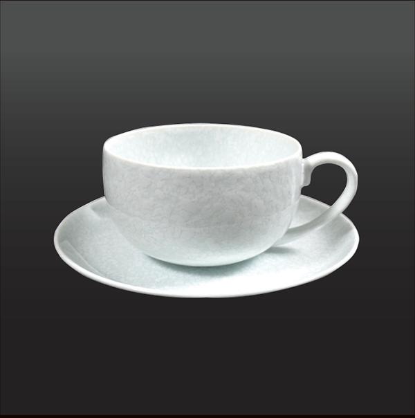 品 番:1011030008 商品名:ファレノプシス (デュードロップホワイト) サイズ:皿140×H 碗60