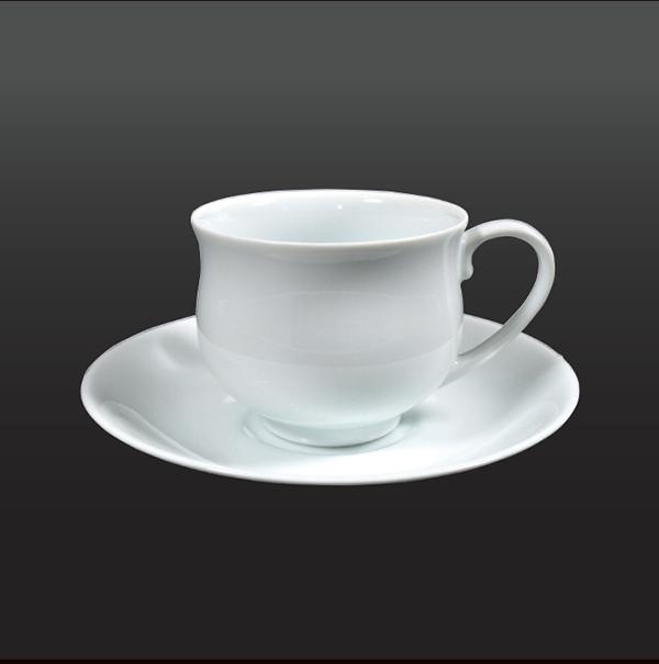品 番:1011030009 商品名:ピアニー(ホワイトラスター) サイズ:皿139×H 碗65