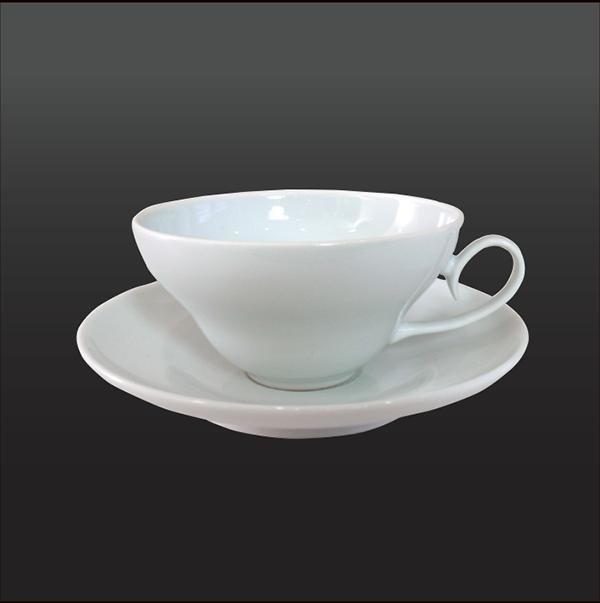 品 番:1011030011 商品名:ロータス(ホワイトラスター) サイズ:皿152×H 碗62