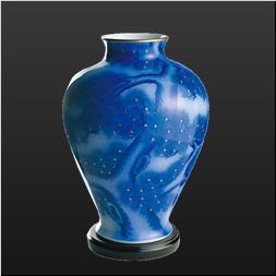 品 番:1051210001 商品名:老松文・花瓶 サイズ:H340