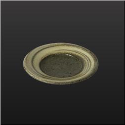 品 番:1031130010 商品名:刷毛目豆皿 サイズ:90×H20