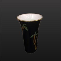 品 番:1051210003 商品名:ルリ春蘭・花瓶 サイズ:H255