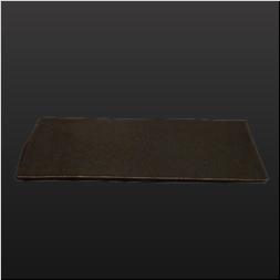 品 番:1031170002 商品名:黒唐津板皿 サイズ:323×122×H15