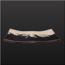 品 番:1031170001 商品名:朝鮮唐津板皿 サイズ:290×136×H37