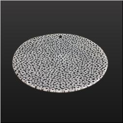 品 番:1071140005 商品名:モザイクプレート13cm(ブラック) サイズ:φ130×H14