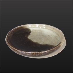 品 番:1021130009 商品名:朝鮮唐津豆皿 サイズ:85×H20